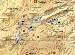 Hittite Trecking Routes